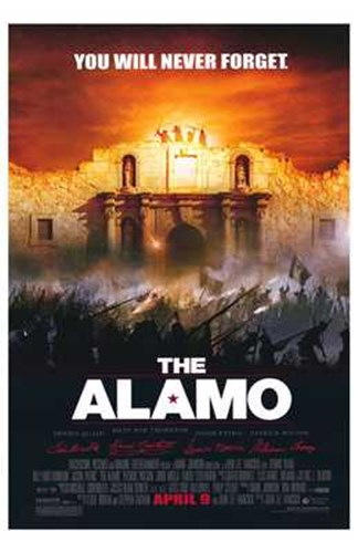 The Alamo You Will Never Forget Poster by Unknown for $26.25 CAD