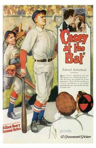 Casey At the Bat - pose Poster by Unknown for $26.25 CAD