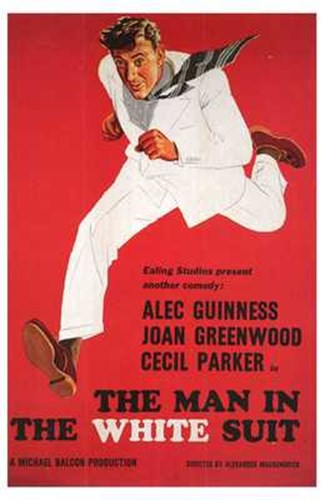 The Man in the White Suit Poster by Unknown for $26.25 CAD