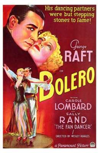 Bolero Poster by Unknown for $26.25 CAD