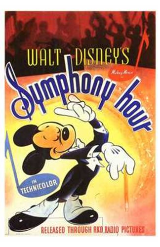 Symphony Hour Poster by Unknown for $26.25 CAD
