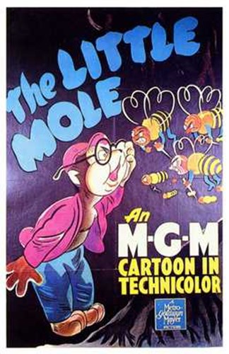 Little Mole Poster by Unknown for $26.25 CAD