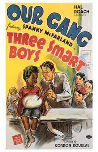 Three Smart Boys Poster by Unknown for $26.25 CAD