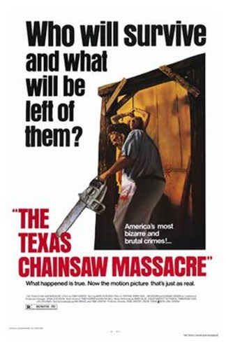 The Texas Chainsaw Massacre Who Will Survive Poster by Unknown for $26.25 CAD