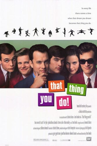That Thing You Do Poster by Unknown for $26.25 CAD