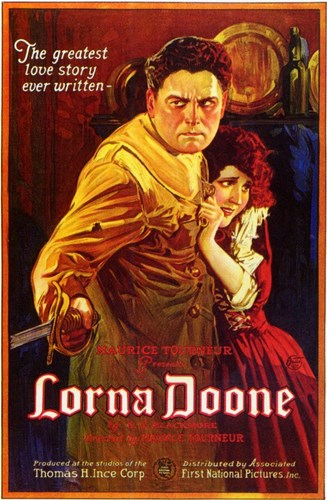 Lorna Doone Poster by Unknown for $26.25 CAD