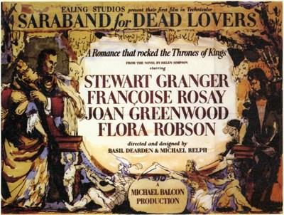 Saraband for Dead Lovers Poster by Unknown for $26.25 CAD