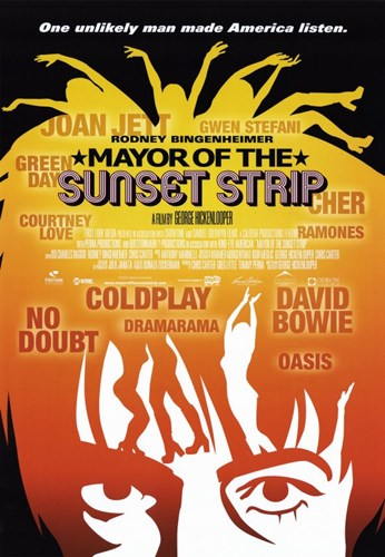 Mayor of Sunset Strip Poster by Unknown for $26.25 CAD