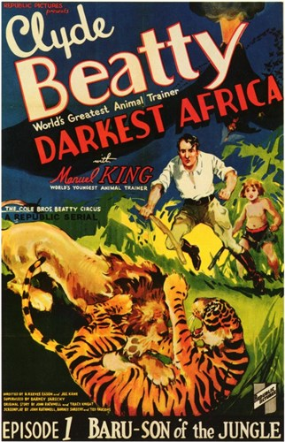 Darkest Africa - Episode 1 Poster by Unknown for $26.25 CAD