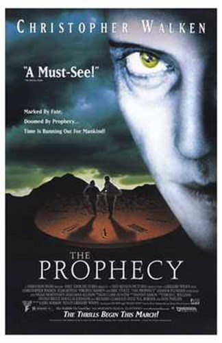 The Prophecy Poster by Unknown for $26.25 CAD