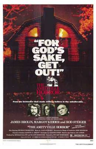 Amityville Horror Poster by Unknown for $26.25 CAD
