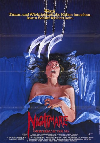Nightmare on Elm Street  a - woman Poster by Unknown for $26.25 CAD