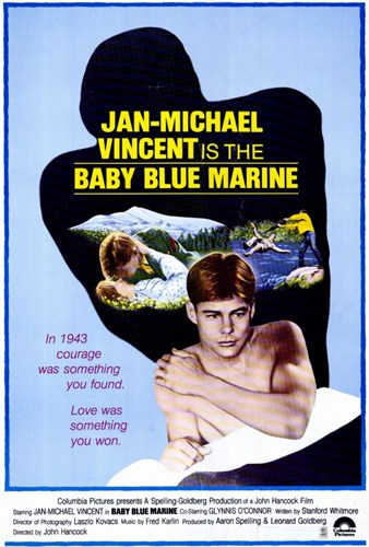 Baby Blue Marine Poster by Unknown for $26.25 CAD