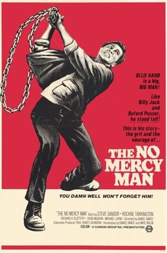 No Mercy Man Poster by Unknown for $26.25 CAD