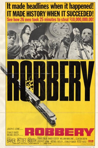 Robbery Poster by Unknown for $26.25 CAD