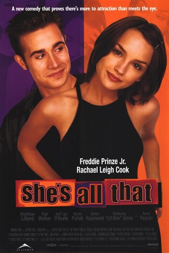 She's All That Poster by Unknown for $26.25 CAD