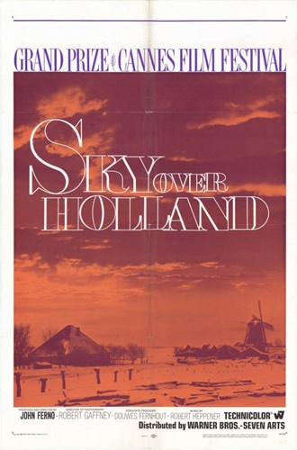 Sky Over Holland Poster by Unknown for $26.25 CAD
