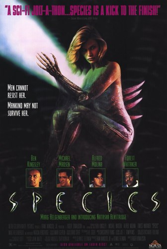 Species Poster by Unknown for $26.25 CAD