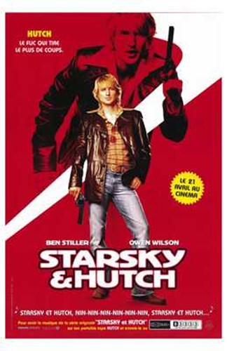 Starsky Hutch (Owen Wilson) Poster by Unknown for $26.25 CAD