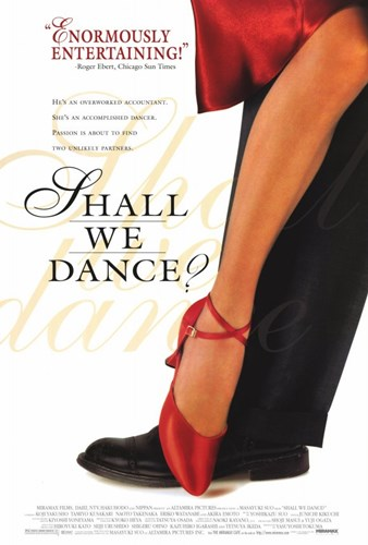 Shall We Dance Red Shoes Poster by Unknown for $26.25 CAD