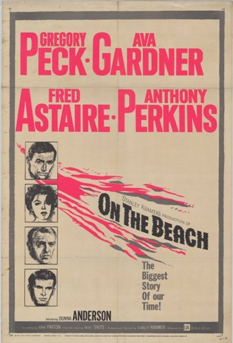 On the Beach Fred Astaire Poster by Unknown for $26.25 CAD