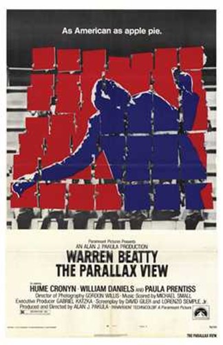 The Parallax View Poster by Unknown for $26.25 CAD