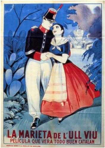 La Marieta De L'ull Viu Poster by Unknown for $26.25 CAD
