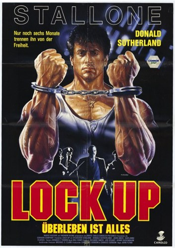 Lock Up Poster by Unknown for $26.25 CAD