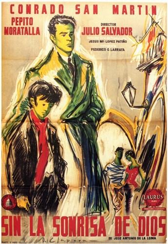 Sin La Sonrisa De Dios Poster by Unknown for $26.25 CAD