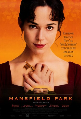 Mansfield Park Poster by Unknown for $26.25 CAD
