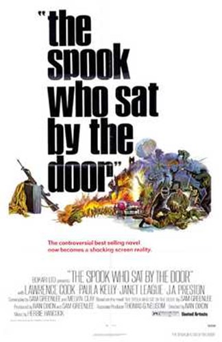 The Spook Who Sat By the Door Poster by Unknown for $26.25 CAD