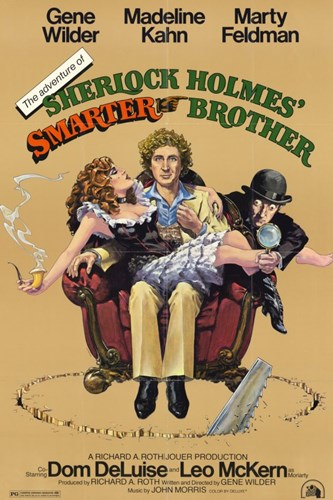 Adventures of Sherlock Holmes' Smarter Brother Poster by Unknown for $26.25 CAD