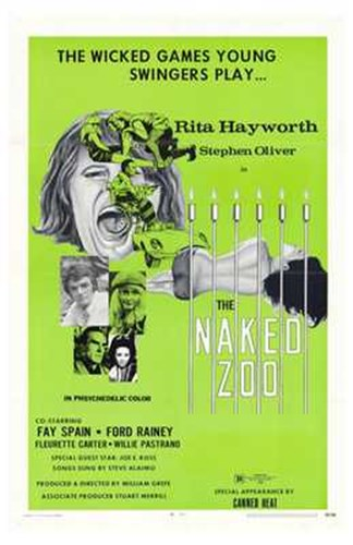 Naked Zoo Poster by Unknown for $26.25 CAD