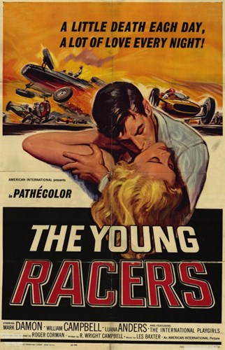 The Young Racers Poster by Unknown for $26.25 CAD