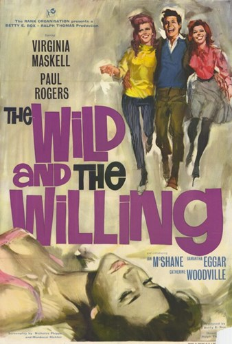 The Wild and the Willing Poster by Unknown for $26.25 CAD