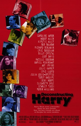 Deconstructing Harry Poster by Unknown for $26.25 CAD