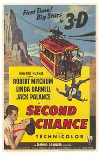 Second Chance Poster by Unknown for $26.25 CAD