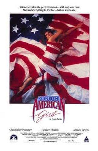 Red Blooded American Girl Poster by Unknown for $26.25 CAD