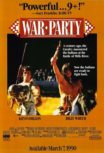 War Party Poster by Unknown for $26.25 CAD