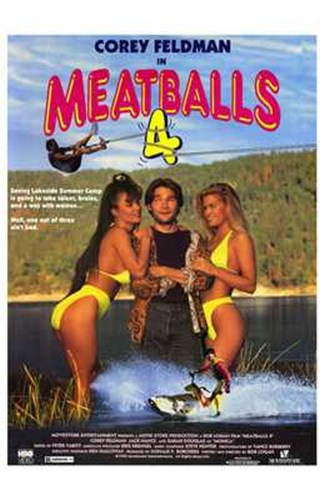 Meatballs 4 Poster by Unknown for $26.25 CAD