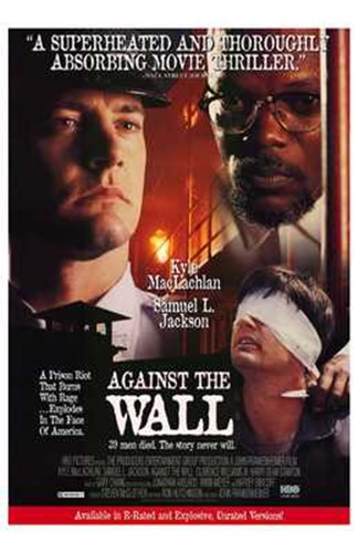 Against the Wall Poster by Unknown for $26.25 CAD