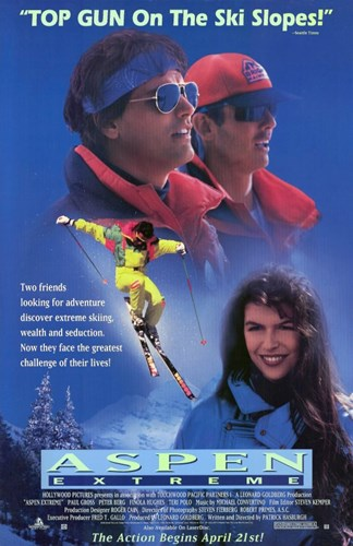 Aspen Extreme Poster by Unknown for $26.25 CAD