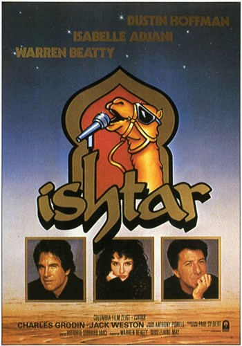 Ishtar Movie Poster by Unknown for $26.25 CAD