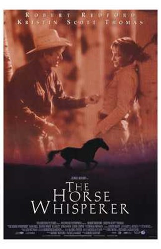The Horse Whisperer Robert Redford Poster by Unknown for $26.25 CAD