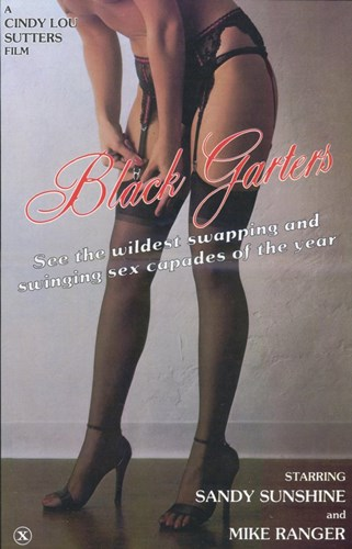 Black Garters Poster by Unknown for $26.25 CAD