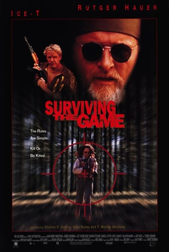 Surviving the Game Poster by Unknown for $26.25 CAD