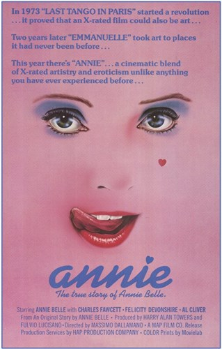 Annie 1973 Poster by Unknown for $26.25 CAD