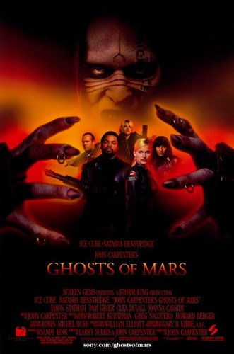 John Carpenter's Ghosts of Mars - style A Poster by Unknown for $26.25 CAD
