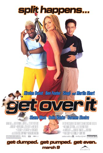 Get Over It Poster by Unknown for $26.25 CAD
