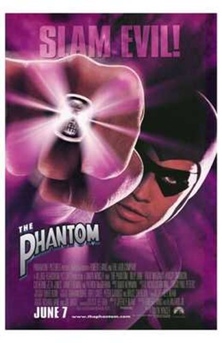 The Phantom - Slam Evil! Poster by Unknown for $26.25 CAD